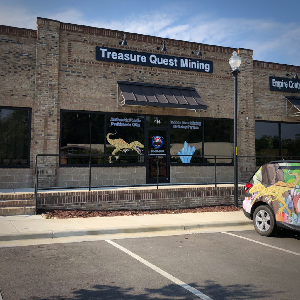 Treasure Quest Mining storefront